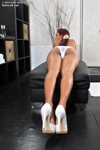 Katia de Lys,hot secretary stockings