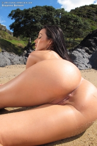 Breanne Benson,real vagina pic