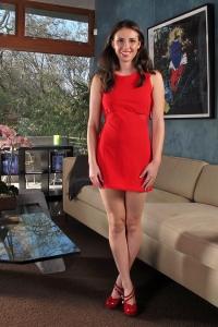 Casey Calvert,hot skinny brunettes