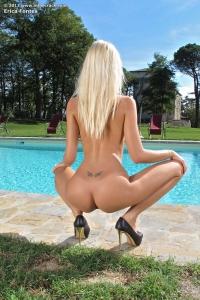 Erica Fontes,large vulva pics
