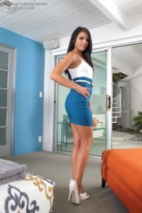 Adriana Chechik,wet black ass