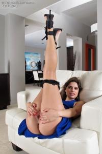 Carol Luna,girl masterb