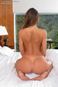 August Ames,large mature labia