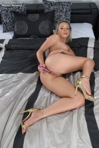 Naomi Nevena,pictures big clits