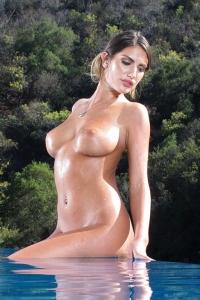 August Ames,hot wet clit