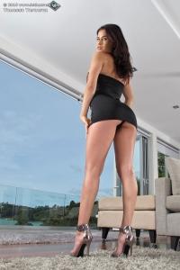 Vanessa Veracruz,large clit thumbs
