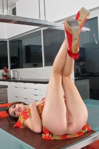 Kiera Winters,huge clitoris pics