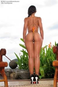 Ria Rodriguez,bald vagina