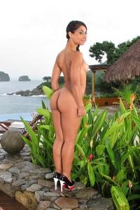 Ria Rodriguez,black clits