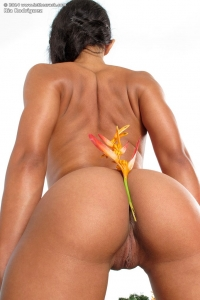 Ria Rodriguez,shaven pussy