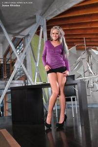 Jessa Rhodes,wet black snatch