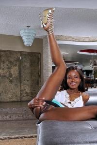 Jezabel,hot secretary stockings