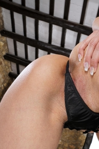 Lexa,close up nude
