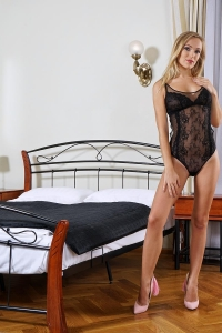 Aislin,young shaved vagina