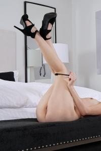Hannah Hays,tight black pussey